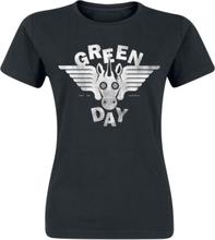 Green Day - Easy Bay Biker -T-skjorte - svart