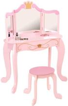 KidKraft Sminkbord Princess Vanity & Stool