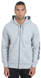 Essential Linear Full Zip Hood