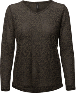 Sc-Magga Langærmet T-shirt Grøn Soyaconcept