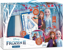 Disney Frozen 2 / Frost 2, Kalkeringsset med Ljusbord