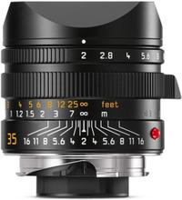 Leica APO-Summicron-M 35 mm f/2,0 ASPH svart