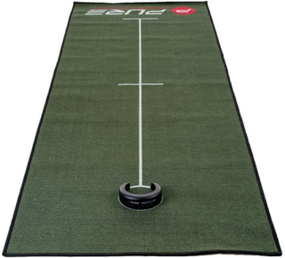 Pure2Improve Golfputting Mat 80 x 237 cm