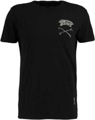 Religion CROSSBONES Tshirt med tryck black