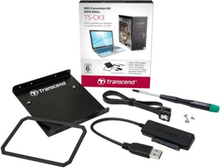 """Transcend 2.5"""" SSD Uppgraderings Kit"""