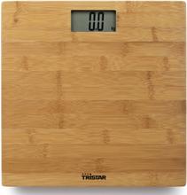 Tristar Badrumsvåg 180kg bambu