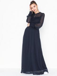 Y.A.S Yassienna L/S Dress - Da Maxiklänningar