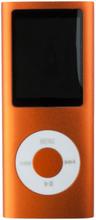 eStore 8GB Multimedia spiller (Radio, Musikk, Film, E-bok) - Oransje