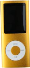 eStore 8GB Multimedia spiller (Radio, Musikk, Film, E-bok) - Gul
