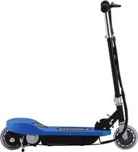 vidaXL Elektrisk sparkesykkel 120 W blå