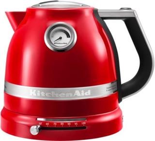Vattenkokare Artisan röd 1,5l - KitchenAid
