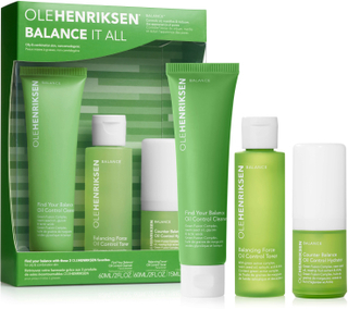 Ole Henriksen Balance It All- Oil Control and Pore-Refining Set