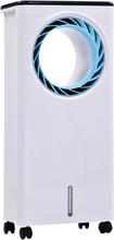 vidaXL 3-i-1 transportabel luftkøler/luftfugter/luftrenser 80 W