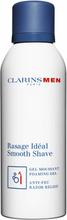 Clarins Men Smooth Shave Foaming Gel, 150 ml