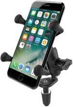 RAM Mount - X-Grip-moottoripyörän haarukka (iPhone)