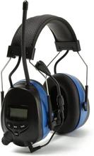 Tech of sweden Hörselskydd med Bluetooth samt radio
