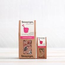 Bergstrands Teapigs Rhubarb & Ginger 95123 Replace: N/ABergstrands Teapigs Rhubarb & Ginger