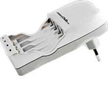 inkClub Batteriladdare för AA/AAA laddningsbara NiMH YBCH3 Replace: N/AinkClub Batteriladdare för AA/AAA laddningsbara NiMH