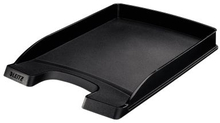 Leitz Brevkorg Leitz Plus Slim svart 52370095 Replace: N/ALeitz Brevkorg Leitz Plus Slim svart