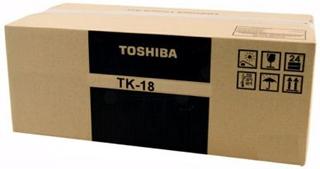 TOSHIBA Tonerkassett Toshiba 6.000sidor TK-18 Replace: N/ATOSHIBA Tonerkassett Toshiba 6.000sidor