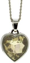 inkClub Halsband med hjärtformad kristall YXHALSBAND Replace: N/AinkClub Halsband med hjärtformad kristall