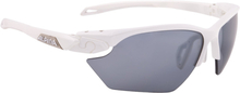 Alpina Twist Five HR S CM+ Cykelbriller, white matt-silver 2020 Briller