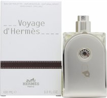 Hermès Voyage d'Hermès Eau de Toilette 100ml Spray - Påfyllningsbar