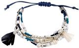 Pieces Perri bracelet Navy Blazer One size