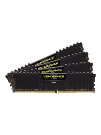 Vengeance LPX DDR4-3466 C16 BK QC - 64GB