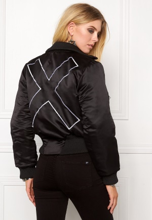 Elly Pistol Shorty Bomber Black M