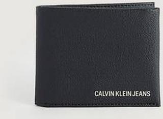 Calvin Klein Lommebok Billfold W/Coin Svart