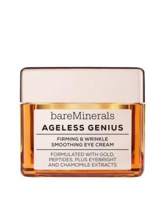 bareMinerals Ageless Genius Firming & Wrinkle Smoothing Eye Cream Transparent