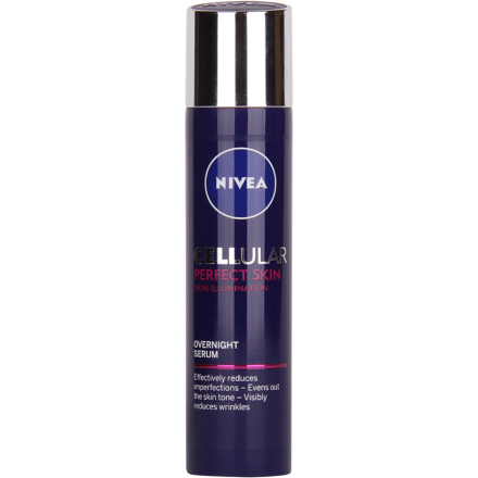 Cellular Perfect Skin 40ml Nivea Seerumit & öljyt