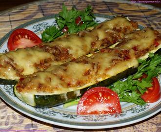 recipe: zapiekanka makaronowa z mięsem mielonym i pieczarkami [15]