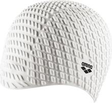 arena Bonnet Silicone Swimming Cap white 2020 Badehetter