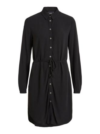 OBJECT COLLECTORS ITEM Shirt Dress Women Black