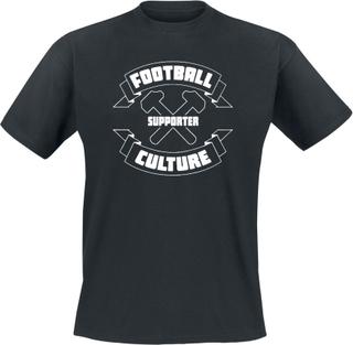 Football Culture - -T-skjorte - svart