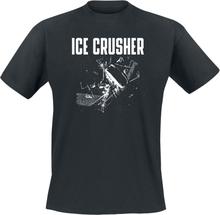 Ice Crusher - -T-skjorte - svart