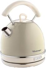 Vedenkeitin 2877 Vintage - kettle - beige - Beige - 2000 W