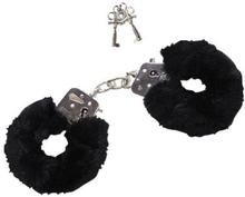 Furry Love Cuffs Black