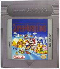 Super Mario - Gameboy -Notisbok - flerfarget