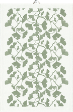 Ekelund - Lana Håndkle 35x50 cm Grønt løv