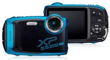 Sportkamera Fujifilm Finepix XP140 16 MP Full HD (Färg: Gul)