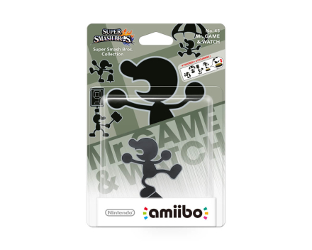 amiibo Smash Mr. Game & Watch