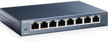 TL-SG108 V3 8-port Metal Gigabit Switch