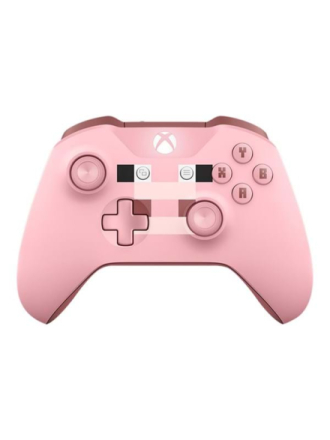 Xbox Wireless Controller - Minecraft Pig - Gamepad - Xbox One S - Proshop