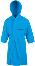 speedo Microterry Bathrobe Barn japan blue 10Y | 140 2019 Handdukar & Badrockar
