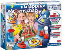 Science &amp Game-Funny Experiments