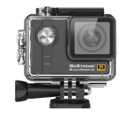 GoXtreme BlackHawk 4K Ultra HD Action Camera