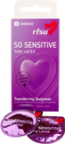RFSU So Sensitive 6-pack latexfria kondomer